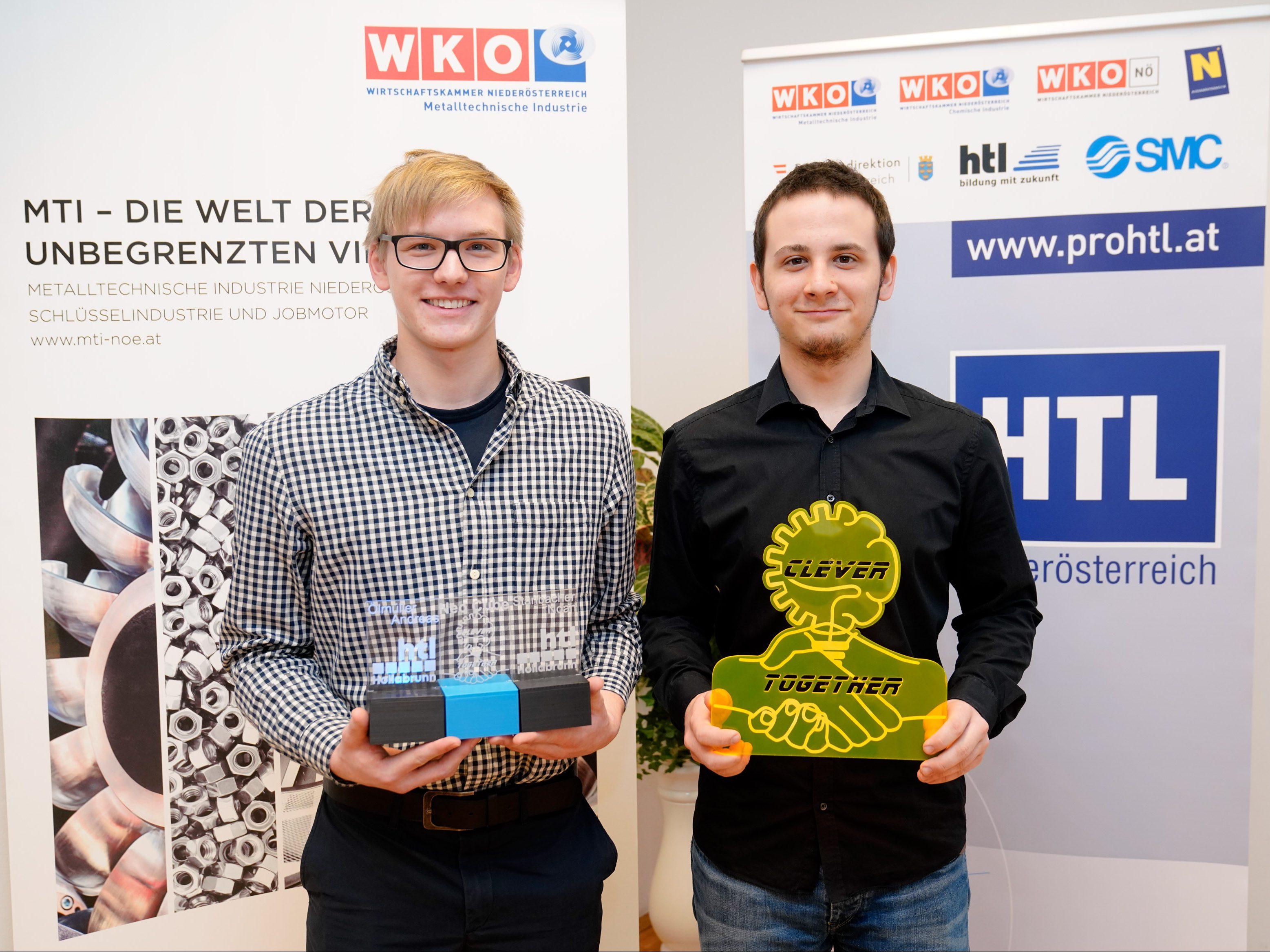 """""""proHTL NÖ"""": Jagd nach Innovations-Preisgeld geht in die 3. Runde"""