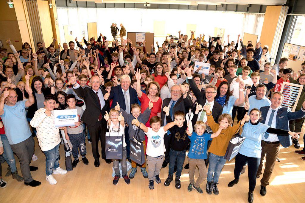 School.Science.Work – NÖ Experimentaltag begeisterte 400 Schülerinnen und Schüler